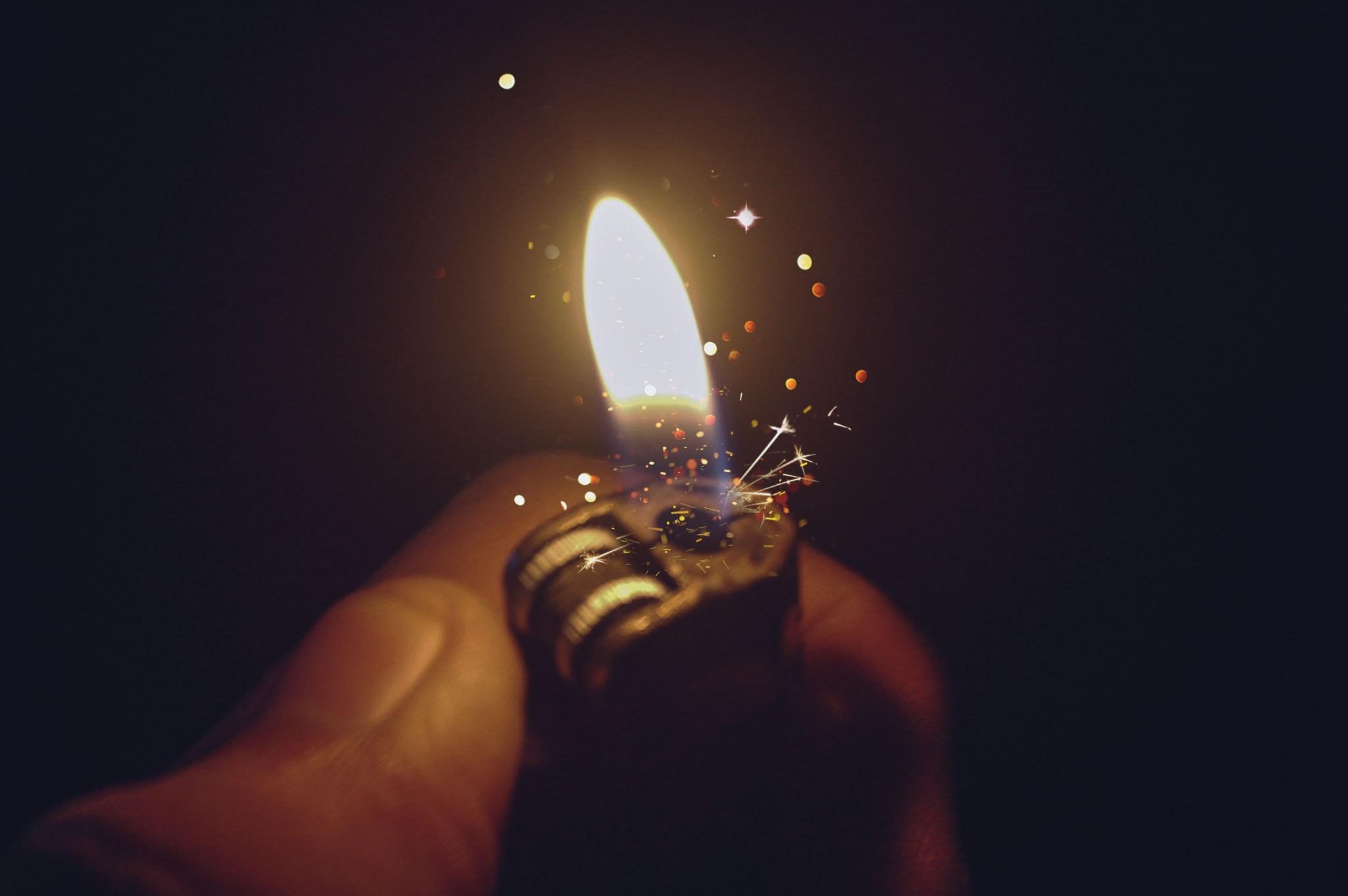 aansteker